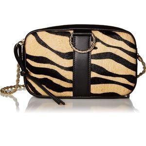 Loeffler Randall Chiara Calf Hair Leather Bag